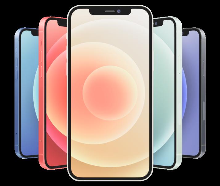 iPhone 12 をリリース