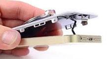 iPhone 5S/5C/5/4S/4/3GS/3Gの壊れたホームボタンを交換する方法