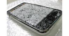 落として壊れてしまったiPhoneのデータ復元方法