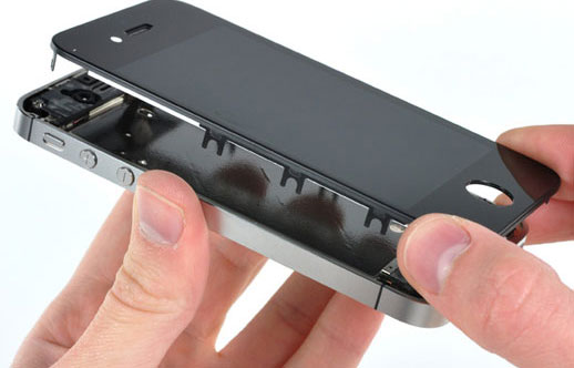 iPhone 4/4S壊れた画面の交換する方法