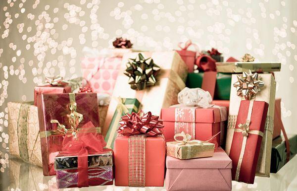クリスマスサプライズプレゼント