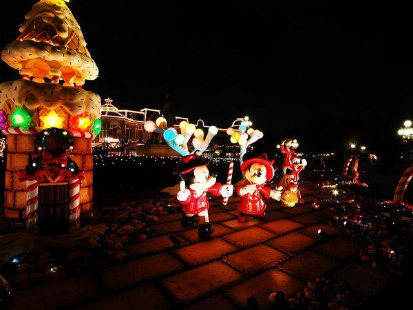 ディズニークリスマスイベントまとめ