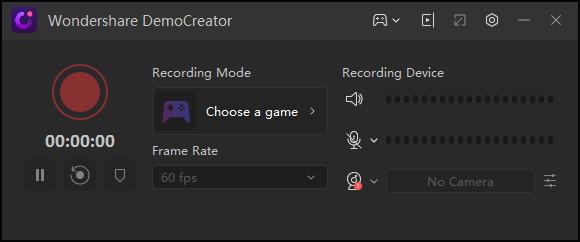 ゲーム録画モード