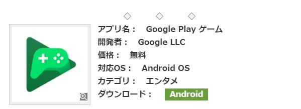 Google プレイゲームで録画