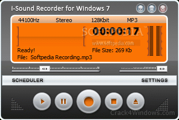 ストリーミング録音有料ソフト-i-Sound Recorder 7