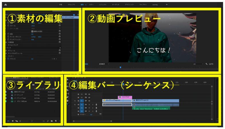 Youtube編集アプリ-Adobe Premiere Pro