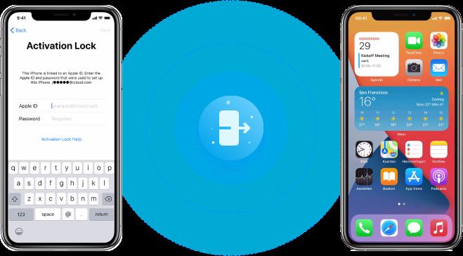 remove iphone activation lock