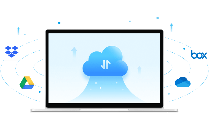 migrate data between different clouds