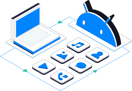 backup android to PC