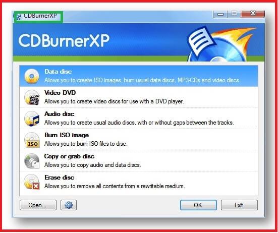 Online DVD Burner
