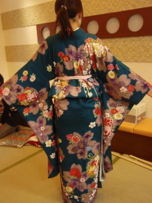 成人式での衣装は定番-振袖