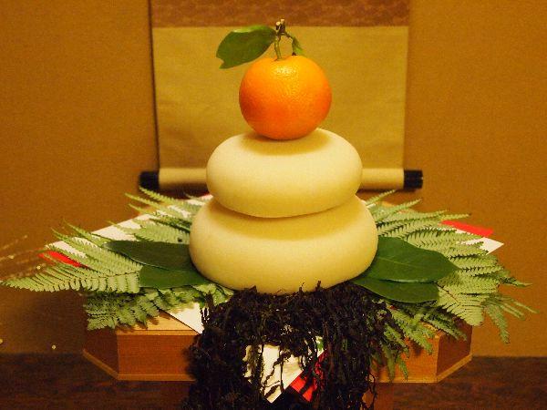正月飾り 鏡餅