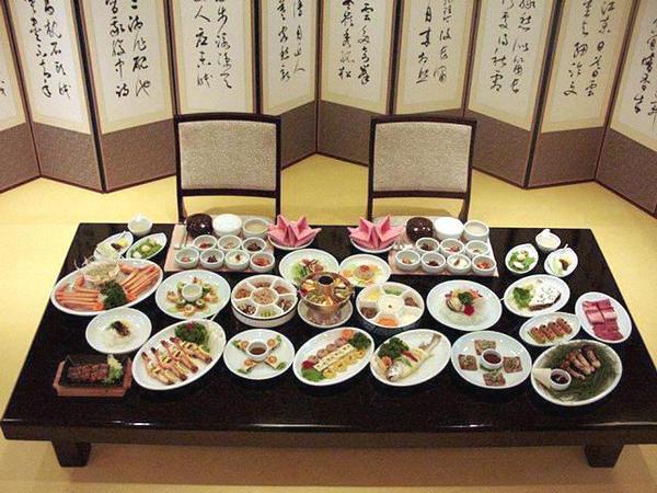 韓国の正月料理