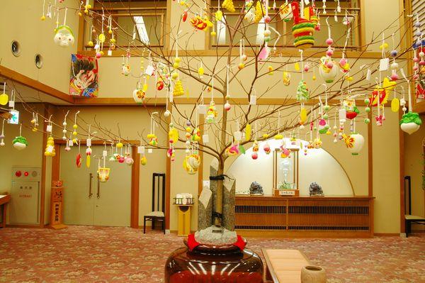 小正月の飾り物