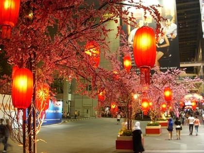 マレーシア(中国正月Tahun Baru Cina)