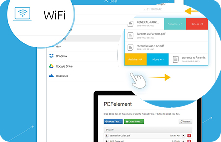 iPhone/iPadでPDF編集
