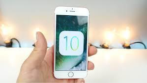 iOS10.0.2アップデート