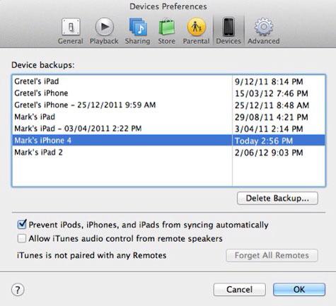 パソコンでの古いiOSバックアップファイルを削除する方法