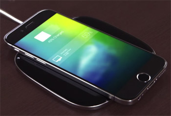 iPhone7・7 Plus充電-iPhone7は充電が早い?ワイヤレス充電が不可能