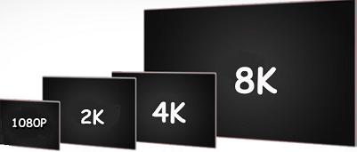 4kと1080pの違い