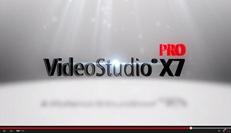 VideoStudio Pro X7