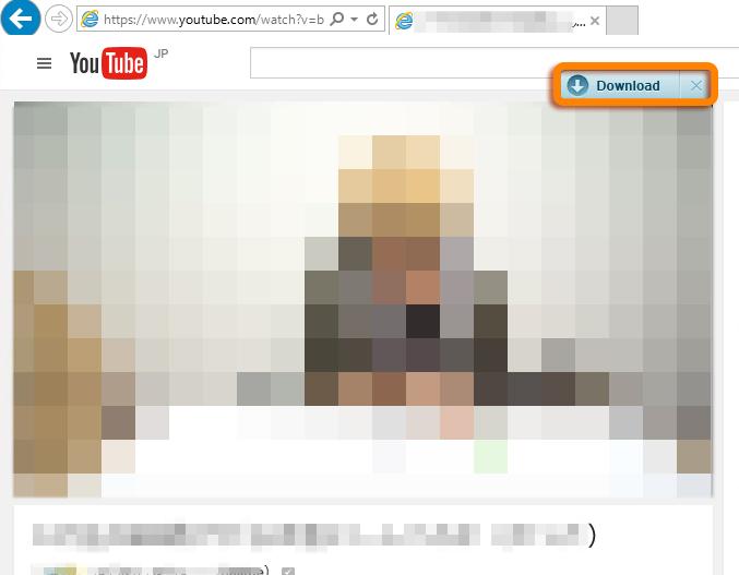 youtube簡単ダウンロード