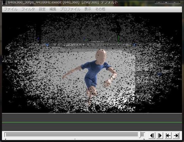 AviUtlで画像や動画を編集する