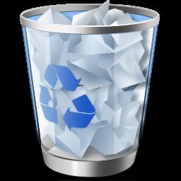 「Pandora Recovery」の代わりに、「データリカバリー」でゴミ箱のデータを復元した