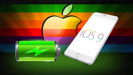 iOS9のバッテリー問題