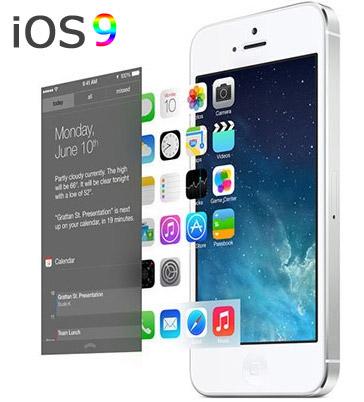 iphone7/6/plusのios9について