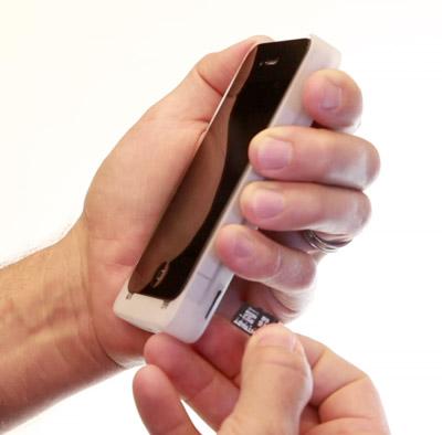 iPhoneの動きが重い