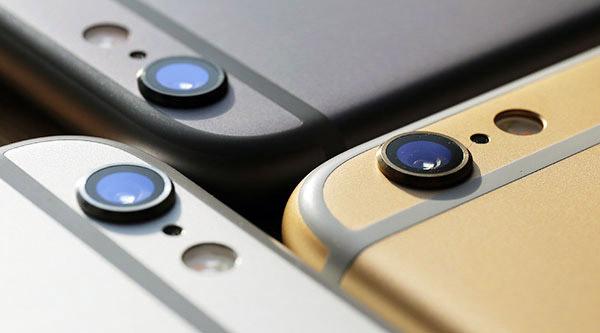 iphone7/6/plusの光学レンズについて