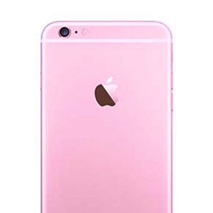 iphone7/6sのピンク色