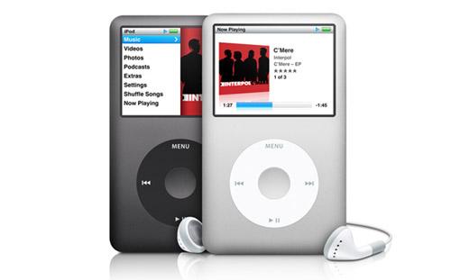 iPod Touchリカバリーモード