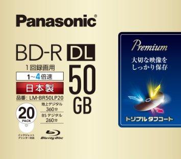 Panasonic 録画用4倍速