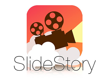 SlideStory-スライドショー作成