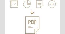 通常のソフトからアプリまで、Mac版有料PDF作成ソフトまとめ☆