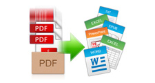 無料でPDFファイルをWordに変換する操作方法