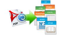 PDFファイルをoffice文書に変換できるソフトと方法