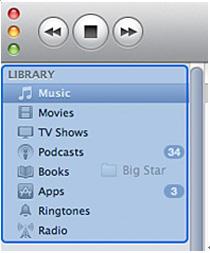 iTunesライブラリの併合