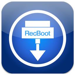 『RecBoot』でiPhone6をリカバリーモードから脱出