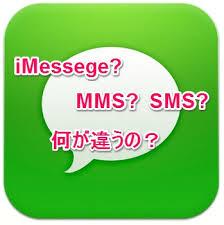 iPhone6の『メッセージ』アプリ