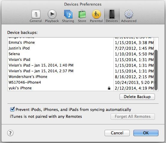 iPadから完全にappを削除する方法