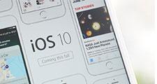 iOS10のデザインについての最新情報