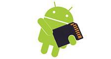 Androidの削除したファイルをMacで復元