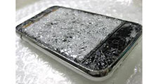 iPhoneが壊れた場合のデータ復元は?落として壊れたiPhoneのデータ復元方法