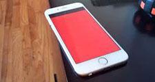 iPhone(iPhone6/6sPlusを含む)を赤い画面という不具合から復元する方法