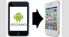 Sharp AquosのデータをiPhone(iPhone6s/6s Plusを含む)に移行する