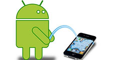 ギャラクシーからiPhone 6/6 Plus(iPhone 6s/6s Plusを含む)へデータを移行する方法