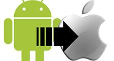 MacでAndroidのデータをiPhone 6/6 Plusに転送する方法